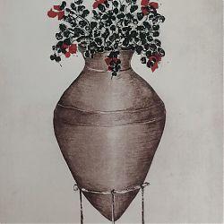Urn by Pauline Kinahan Kane, Luan Gallery Art Fair
