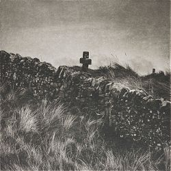 Title:Stone Wall III Artist:Matthew Gammon Year:2018 Medium:Hand Pulled Photo Intaglio Print  Dimensions:Framed - 53cm (h) x 46cm (w) Price:€410 (framed), €290 (unframed)