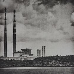 Title:Poolbeg Skyline Artist:Matthew Gammon Year:2017 Medium:Hand Pulled Photo Intaglio Print Dimensions:Framed - 53cm (h) x 46cm (w) Price:€410 (framed), €290 (unframed)