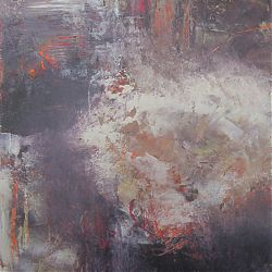 Title:Mystery Artist:Rosemarie Langtry Year:2020 Medium:Oil and Wax Dimensions:56 x 46Cm Price:€350