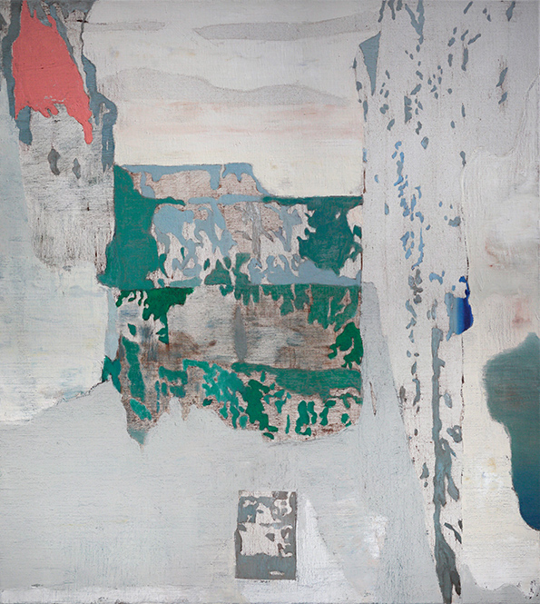 Flavian Garden by Colm Mac Athlaoich as part of the exhibition Percept, coming to Luan Gallery Spring 2021