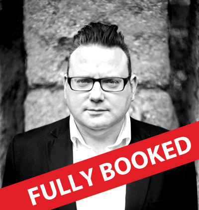 FULLY BOOKED workshop with Eamonn Maxwell