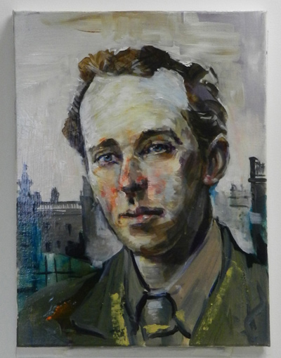 Tom Byrne%2C Thomas McDonagh%2C oil on canvas