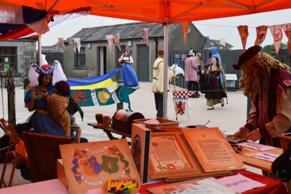 Medieval Fair at Athlone Castle