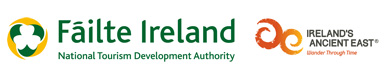 Failte Ireland and Irelands Ancient East logo