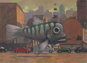 Big Fish by Kevin Mcsherry