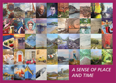 """A Sense of Place and Time"" by Athlone Arts Group at Luan Gallery"
