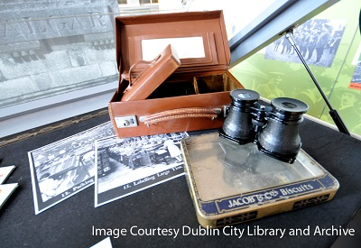Jacob's Biscuit Factory & Dublin: An Assorted History exhibition will be on display at Athlone Castle Visitor Centre from Tuesday 18th September, with the kind permission of Dublin City Library and Archive.