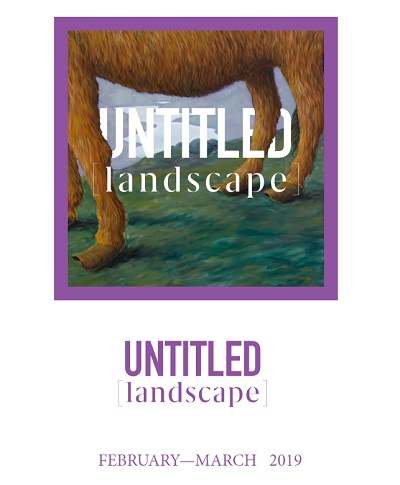 Untitled [landscape], the latest in a series of joint art exhibitions organised by the Department of Finance, Northern Ireland (DoF) and the Office of Public Works (OPW) will be on display at Luan Gallery from Friday 15th February – Sunday 07th April 2019
