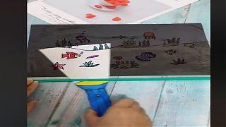 Children's Workshop at Luan Gallery Athlone