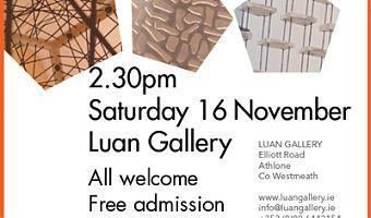 All 4 Design Artists' Talk at Luan Gallery