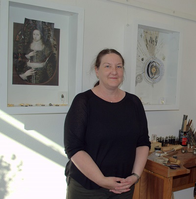 Michele Fox Bell; resident artist at Abbey Road Artists' Studios