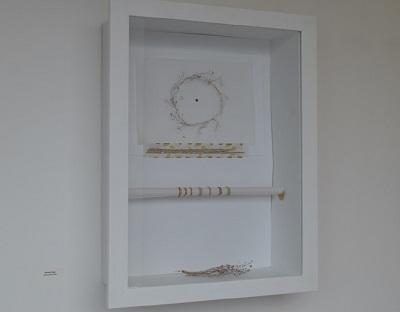 Art piece by Athlone artist Michele Fox Bell