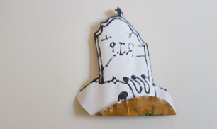Step 12 Make Your own Halloween Haunted House Craft Activity by Luan Gallery