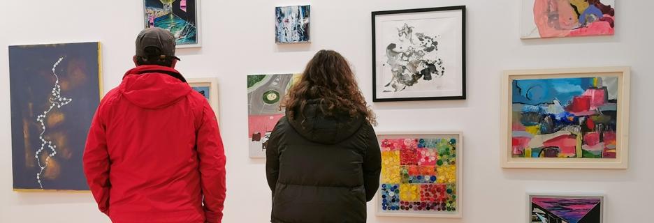 carousel Luan Gallery Art Fair NewGallery