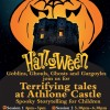 Spooky storytelling at Athlone Castle