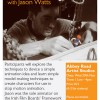 Animation Model Making Workshop with JasonWatts