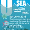 Under the Sea art and craftworkshop