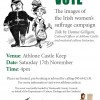 Art and the Vote: The Images of the Irish women's suffragecampaign