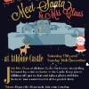 Meet Santa and Mrs Claus at AthloneCastle