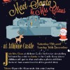 Meet Santa and Mrs Claus at Athlone Castle
