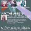 Artists' Talk Other Dimensions
