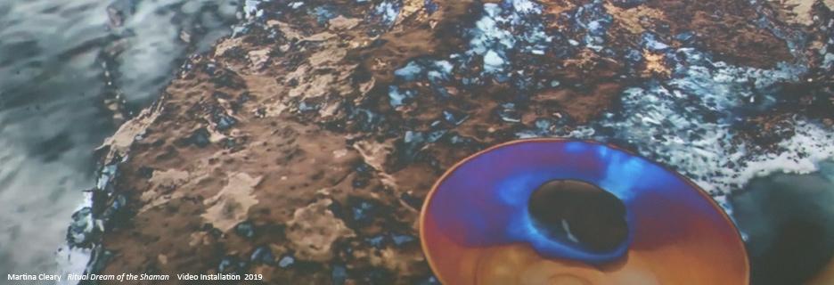 carousel Martina Cleary Ritual Dream of theShaman